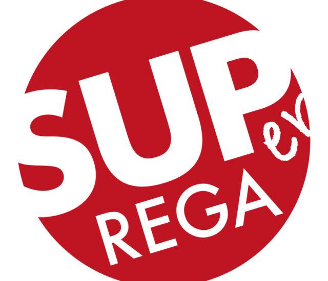 Projekt logo dla SUPer Rega